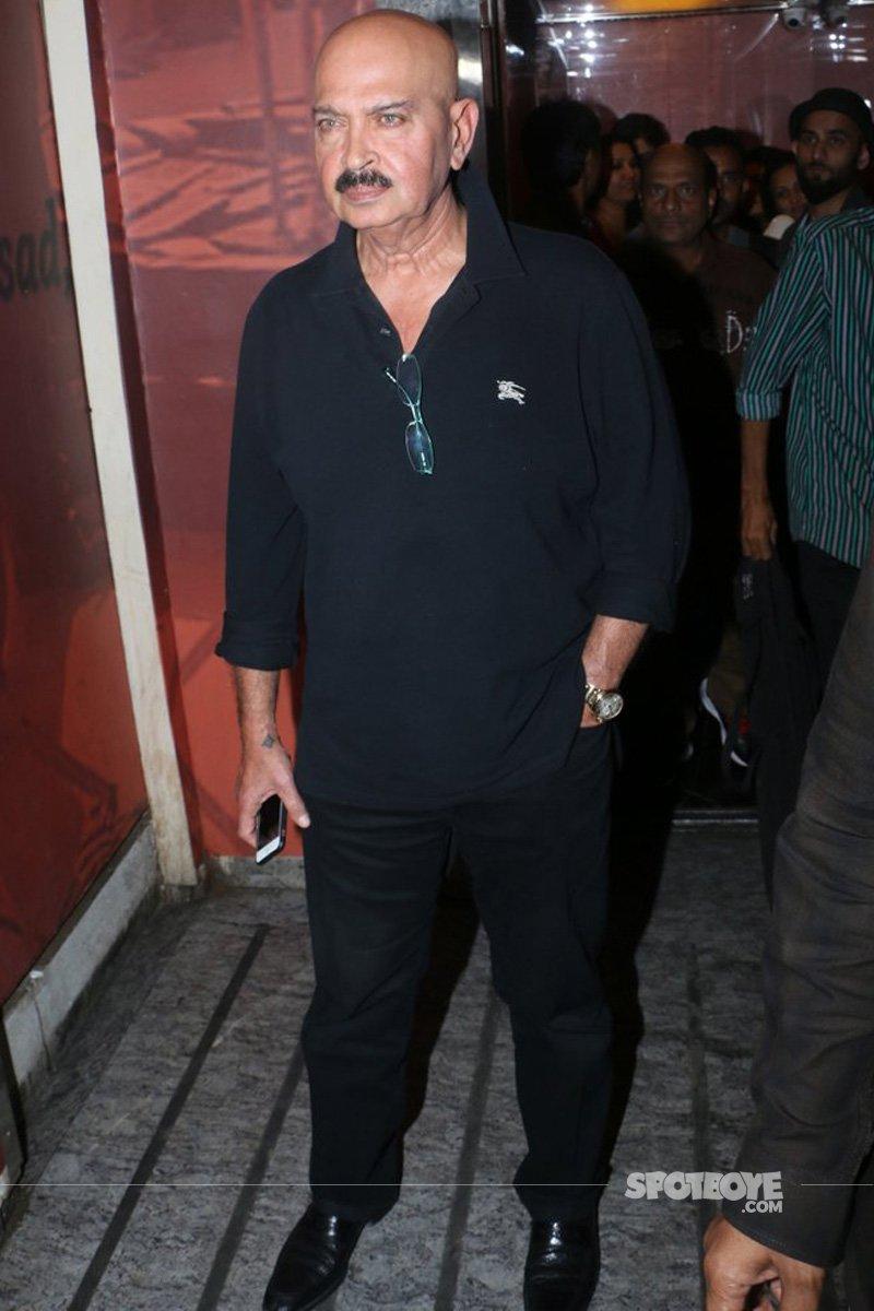 rakesh roshan at kaabil special screening