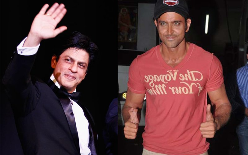 Wish Could Have Avoided Overlap Of Releases, Says Shah Rukh To Hrithik