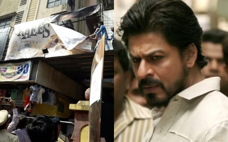 Shah Rukh Khan's Raees Pulled From Dombivli Theatres After Protests