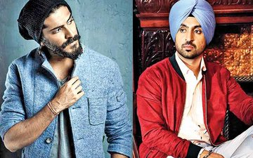 Harshvardhan Kapoor Apologises To Diljit Dosanjh After Row Over Best Debutant Award