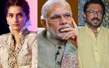 Sonam Urges PM Modi To Stand Up For Bhansali In The Jaipur Attack