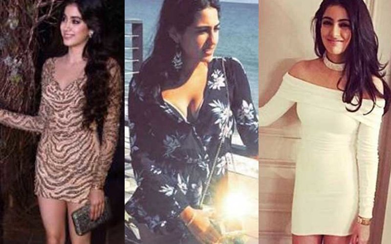 Jhanvi  Kapoor, Sara Ali Khan & Navya Naveli Have The Same BFF!