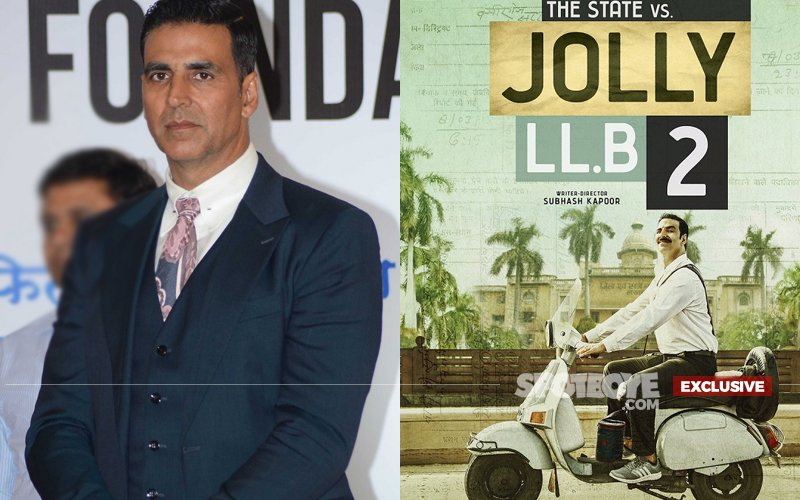 Not Just BATA, Here's All From Jolly LLB 2, To Which Akshay Had To Say Ta Ta!