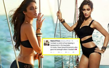 Ileana D'Cruz Opens Up About Being Eve-Teased, Gets Shamed By Troll