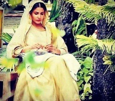 anushka sharmas look in phillauri
