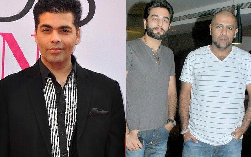 Karan Johar Replaces Vishal-Shekhar In Student Of The Year 2?