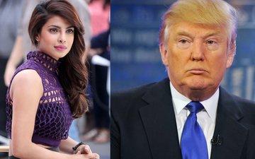 Priyanka Chopra Appeals To The US President Donald Trump