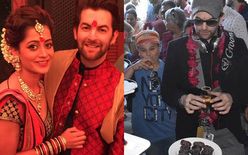 Neil Nitin Mukesh Arrives In Udaipur For His Wedding