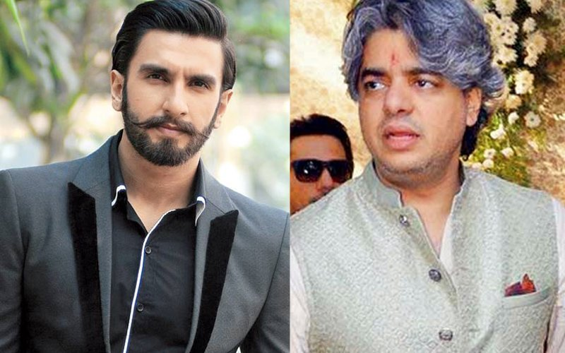 Ranveer Singh Spends 10 Hours Holed Up With Shaad Ali...What's Cooking?