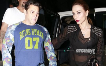 Salman Gets A Shut Restaurant Open To Celebrate Tubelight's Wrap-Up With Iulia