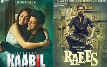 Kaabil Makes Rs 2 Cr Over Weekend In Pakistan, Raees Gets Banned!