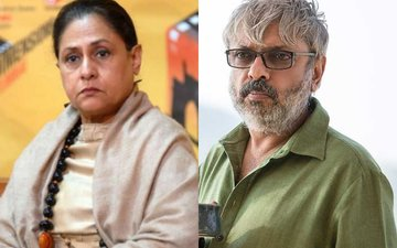Jaya Bachchan Stands Up For Sanjay Leela Bhansali In Rajya Sabha