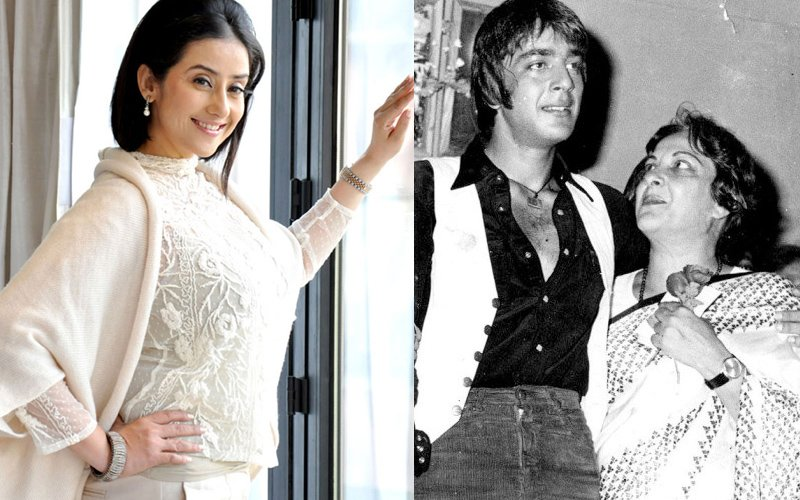IT'S OFFICIAL: Manisha Koirala Will Play Nargis In Sanjay Dutt's Biopic!