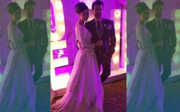 WATCH: Neil Nitin Mukesh & Rukmini Enjoy Their Sangeet Ceremony