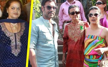 Tanuja Rushed To Hospital, Admitted With Ajay Devgn's Mom