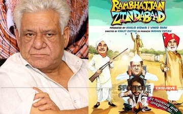 Om Puri's Last Film BLACKED Out? Shows Government In Poor Light