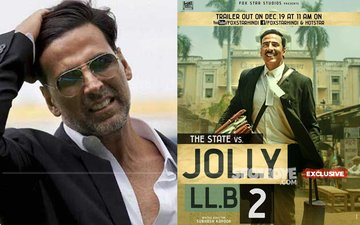 BREAKING NEWS: Akshay's Jolly LLB 2 Gets Butchered In Pakistan Over Kashmir Angle