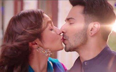 alia bhatt kissing varun dhawan