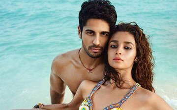 Lucky Sidharth Malhotra Gets Special Treatment From Alia Bhatt