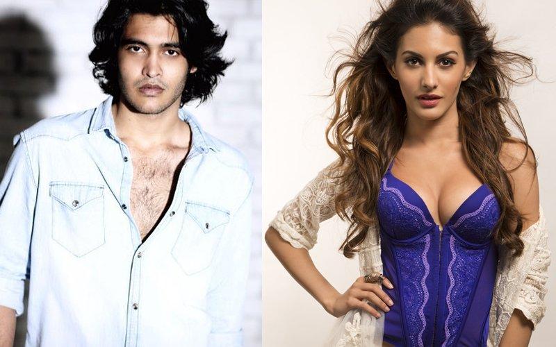 Vinod Khanna's Son Sakshi Dating Bollywood Hottie Amyra Dastur