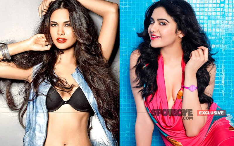 New CAT FIGHT In Bollywood: Esha Gupta Vs Adah Sharma