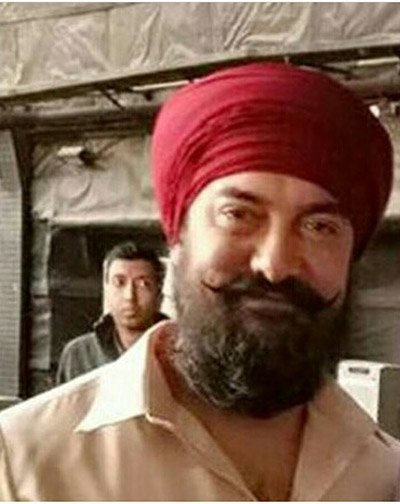 aamir khan new look in thugs of hindustan