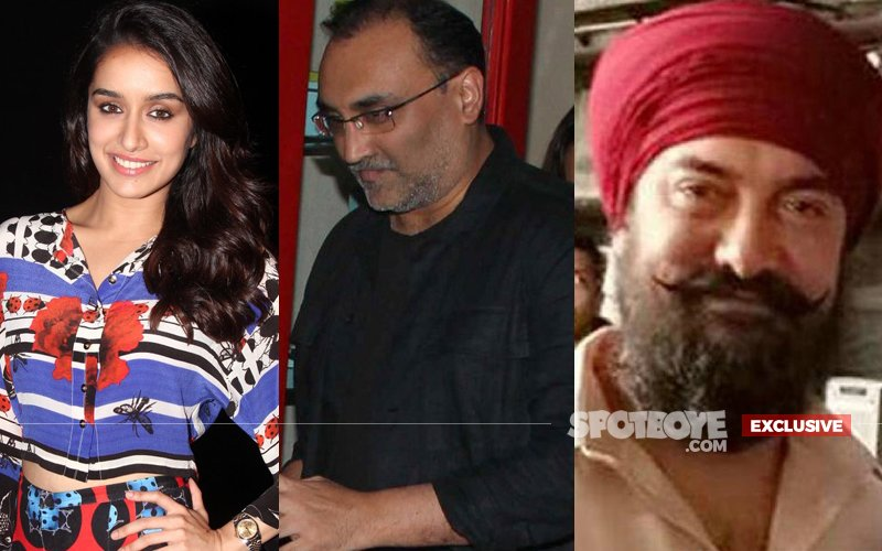Will Shraddha Return To Yash Raj Films With Thugs Of Hindostan?