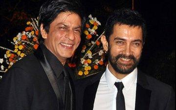 WOAH! Aamir Khan Meets Shah Rukh Khan In Dubai!