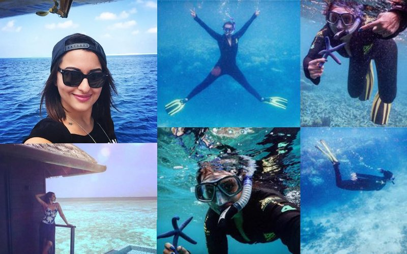These Travel Pictures Of Sonakshi Will Make You Jealous!!