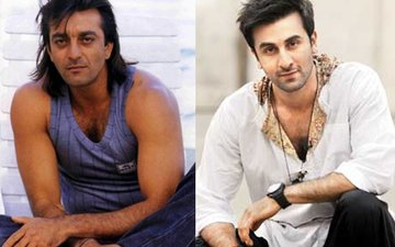 Dutt Gets The Latest Update On His Biopic By Ranbir