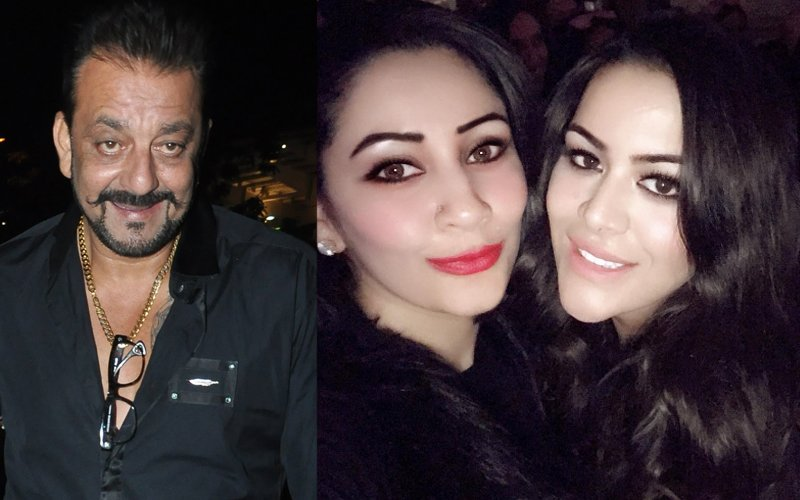 Sanjay's Girls: Here's The First Happy Picture Of Trishala With Maanayata