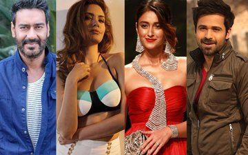 Ajay, Esha, Ileana, Emraan: The Awesome Foursome Are In Jaisalmer