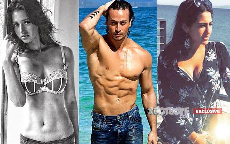 Disha Patani DROPPED From SOTY 2, Sara Ali Khan To Romance Tiger