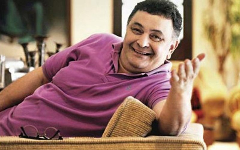 Rishi Kapoor Is HIGH On Spirit This Valentine's Day!
