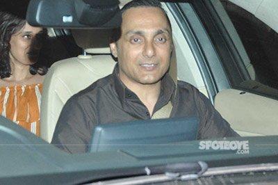 rahul bose snapped at karan johars valentines party