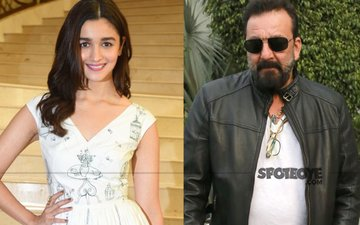Alia Bhatt To Play Sanjay Dutt's Daughter In Sadak 2