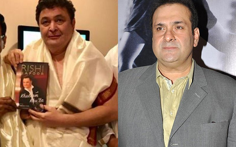 Rishi Kapoor Hesitant To Explain The Uneasy Relationship With His Brother, Chimpu