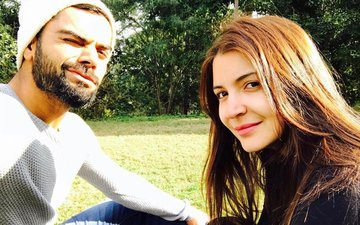 You Make Everyday Seem Like Valentine's Day For Me, Says Virat To Anushka