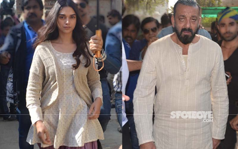 Sanjay Dutt Starts Shooting For His Comeback Film Bhoomi