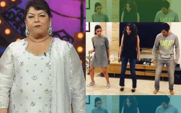 Saroj Khan: My Assistant Madhuri Dixit Was There, They Didn't Need Me Around