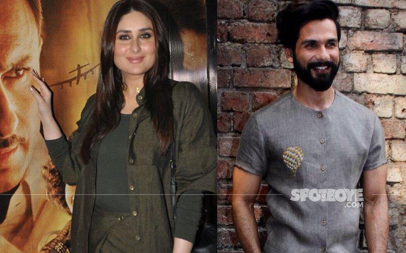 Why Kareena & Shahid Did Not Meet At Rangoon Screening Last Night