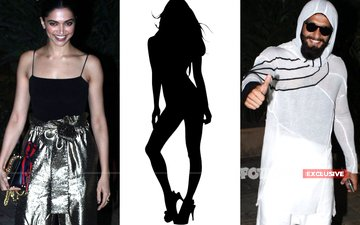 Deepika Was Not With Ranveer At Shahid's Bash. Guess Who Was?