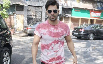 Varun Dhawan Queues Up To Vote, Is Turned Away