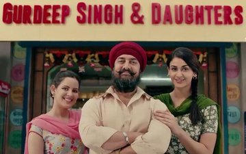 Aamir Khan Dons A Turban To Champion Gender Equality Once Again