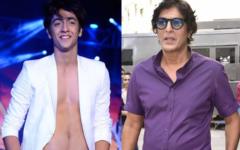 I Am Not Connected To Chunky Pandey, Says Nephew Ahaan