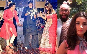 Varun-Alia Make Amitabh & Ranveer Groove To Tamma Tamma Again