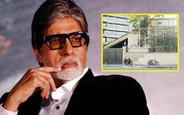 Fire Breaks Out Outside Amitabh Bachchan's Pratiksha Bungalow