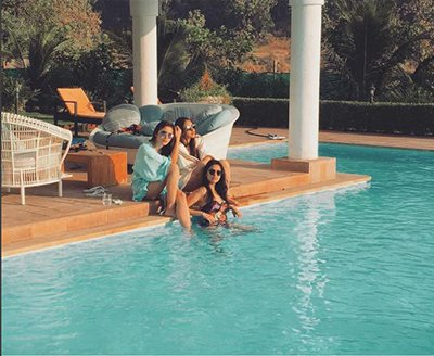 alia bhatt vacation pics