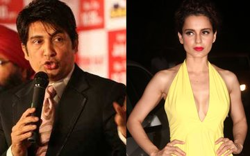 Shekhar Suman's Mysterious Message For Kangana Ranaut, Calls Her A 'Cocained Girl'