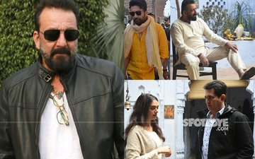 Sanjay Dutt's Bhoomi Shoot In Agra Stalled, Courtesy Unruly Crowd